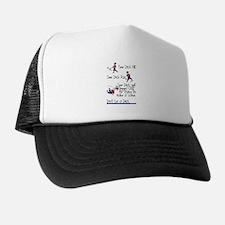 See Dick Hit Baseball T-Shirt Trucker Hat