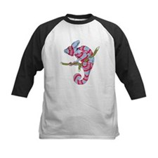 Candy Cane Chameleon Tee