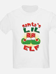 Santa's Little Elf T-Shirt