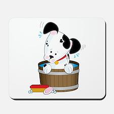 Doggie Bath Mousepad
