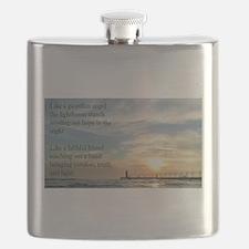 Lighthouse, friend Flask