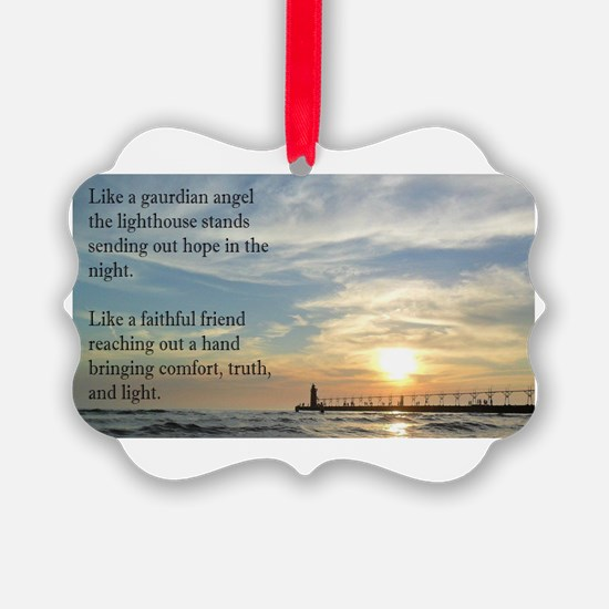 Lighthouse, friend Ornament