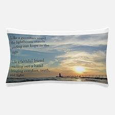 Lighthouse, friend Pillow Case