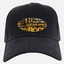 Rock Music Party Baseball Hat