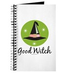 Witches Hat Good Witch Journal