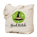 Witches Hat Good Witch Tote Bag