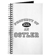 Property of an Ostler Journal
