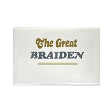 Braiden Rectangle Magnet