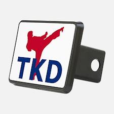 Taekwondo Hitch Cover