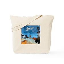 Honor Prayer Tote Bag