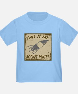 My Rocket T-Shirt T