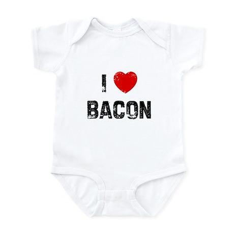 I * Bacon Infant Bodysuit