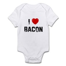 I * Bacon Infant Bodysuit