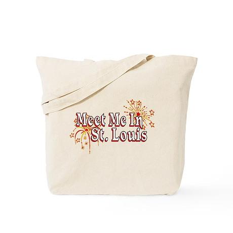 Meet Me In St. Louis Tote Bag