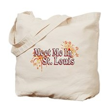 Meet Me In St. Louis Tote Bag