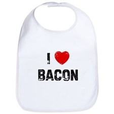 I * Bacon Bib