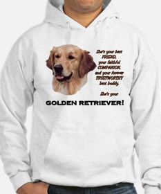 She's Your Golden Hoodie