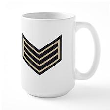 Sergeant Chevrons<BR> 443 mL Mug 1