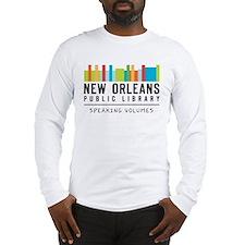 Cute Libraries Long Sleeve T-Shirt