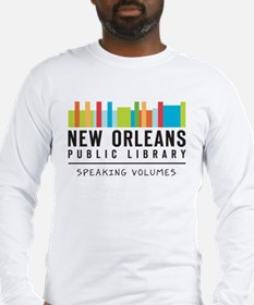 Unique Library Long Sleeve T-Shirt
