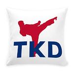 Taekwondo Everyday Pillow
