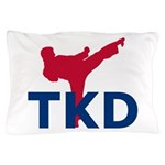 Taekwondo Pillow Case