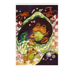6980 Fake Frogs Postcards (Package of 8)