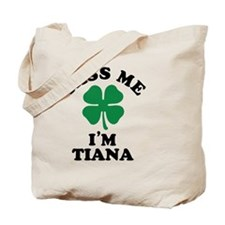 Cute Tiana Tote Bag