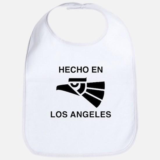 Hecho en Los Angeles Bib