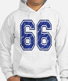 66 Jersey Year Hoodie