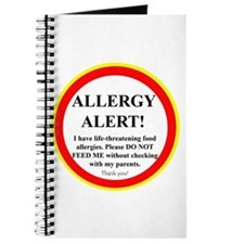 Unique Food allergy Journal