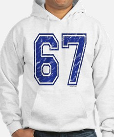 67 Jersey Year Hoodie