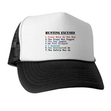 Cute Funny hunting Trucker Hat
