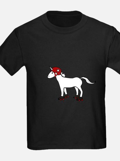 Roller Derby Unicorn T-Shirt