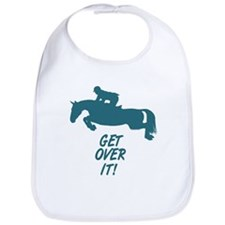 Get Over It Hunter Jumper Horse Bib
