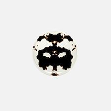 Rorschach Test Mini Button