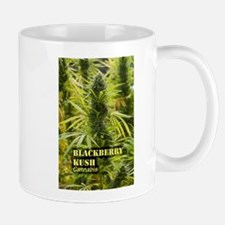 Blackberry Kush (with name) Mug