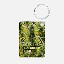 Blackberry Kush (with name Keychains