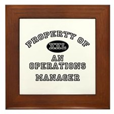 Property of an Operations Manager Framed Tile
