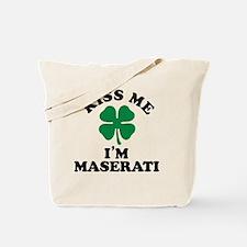 Cool Maserati Tote Bag