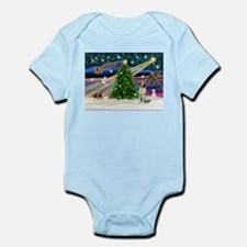 Xmas Magic /Brittany Infant Bodysuit