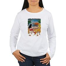 Martini Mermaids T-Shirt