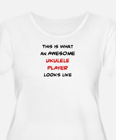 awesome ukule T-Shirt