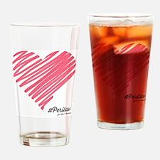 Unique Jen Drinking Glass