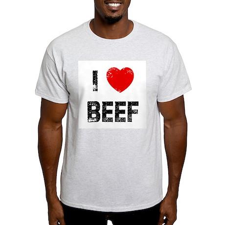 I * Beef Light T-Shirt