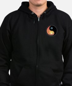 Night And Day Zip Hoodie (dark)