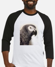 Unique African grey Baseball Jersey