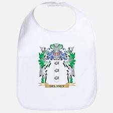 Delaney Coat of Arms (Family Crest) Bib