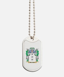 Delaney Coat of Arms (Family Crest) Dog Tags
