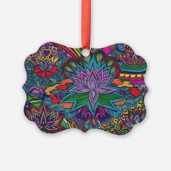 Lotus Dream Ornament